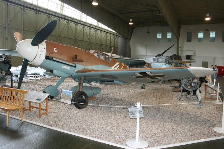 Messerschmitt Bf-109G Luftwaffe Museum