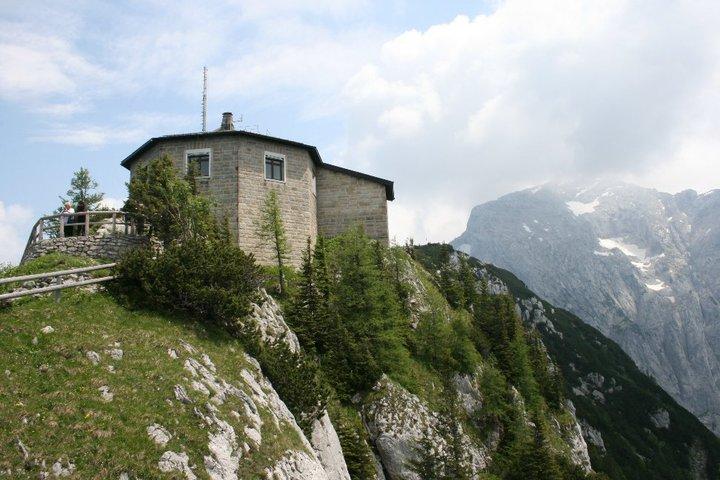 Eagles Nest Obersalzburg Bavarian Alps Germany