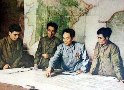 General Giap Dien Bien Phu
