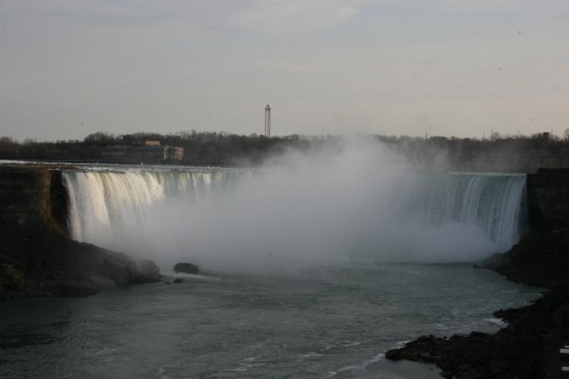Horseshoe Falls Niagara Falls Canada