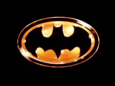Batman logo 1989