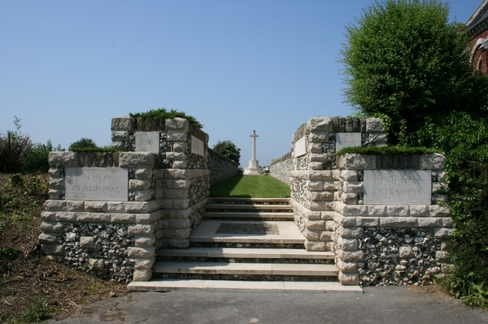 Senlis Communal Cemetery Extension France