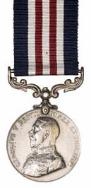 Military Medal WW1 George Pendlebury