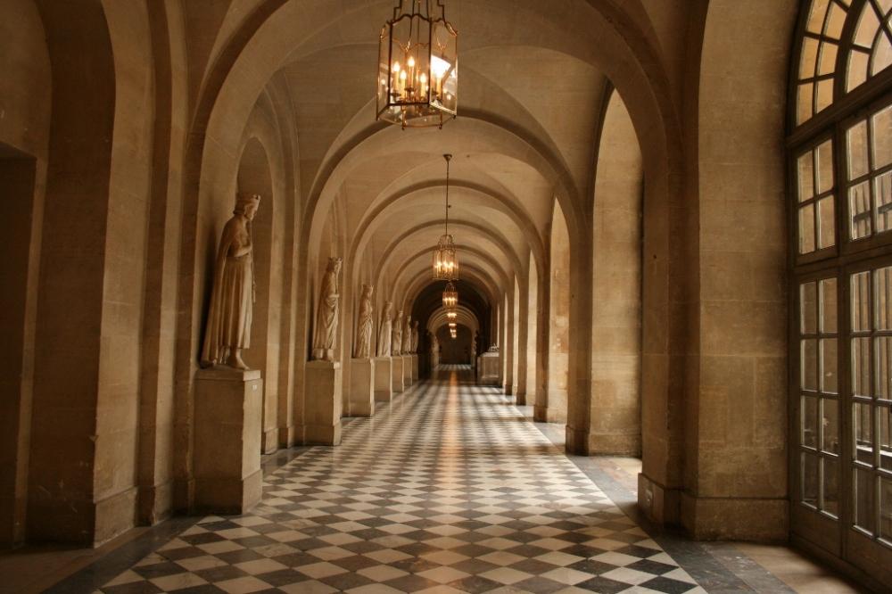 Hallway Palace of Versailles