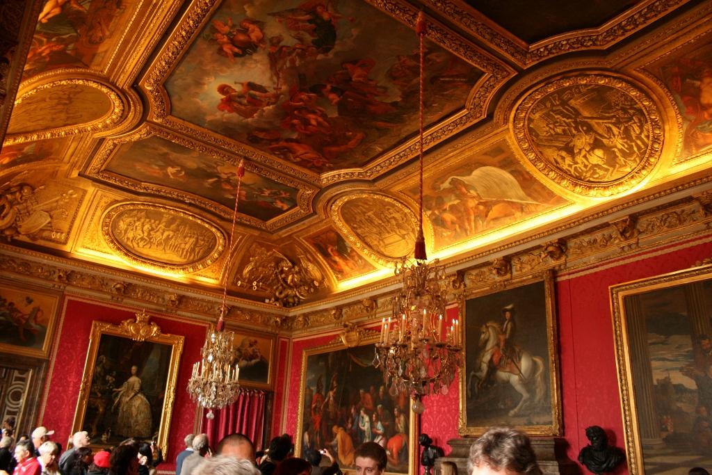 Гранд - апартаменты Версаля