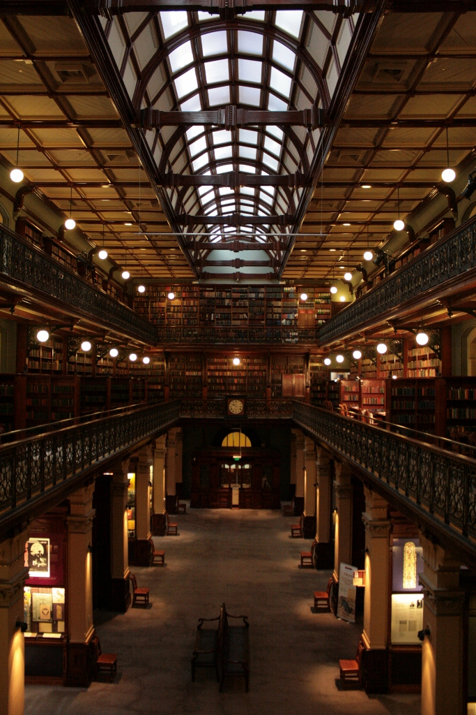 State Library of South Australia Mortlock Wing Hogwarts