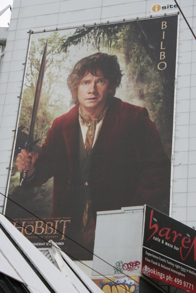 Bilbo Baggins The Hobbit NZ