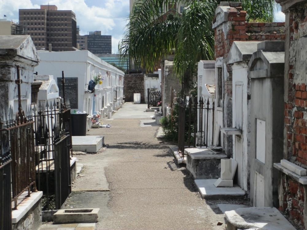 St. Louis Cemetery Number One New Orleans Lousiana
