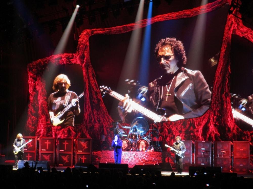 Black Sabbath in Austin, Texas 2013