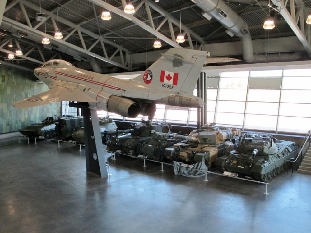 LeBreton Gallery Canadian War Museum Ottawa