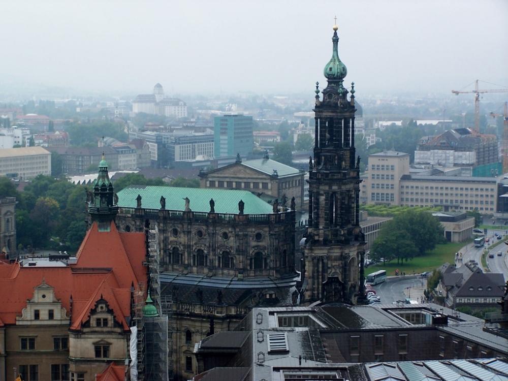 Dreden East Germany